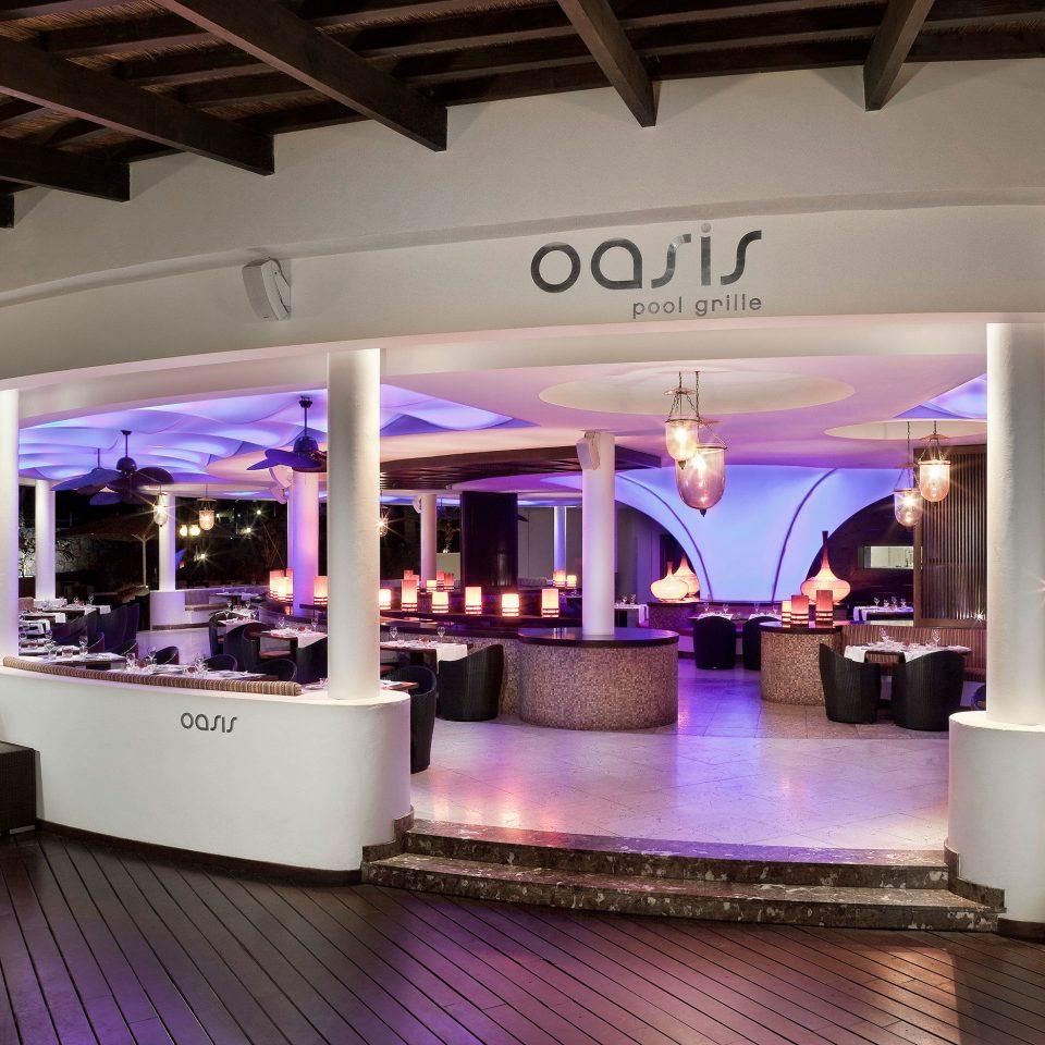 Architecture Buildings Exterior Hip Modern function hall Resort nightclub restaurant Bar