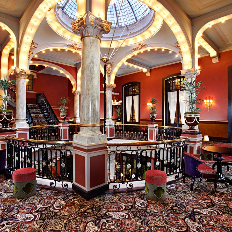 Architecture Lounge Resort building Bar restaurant