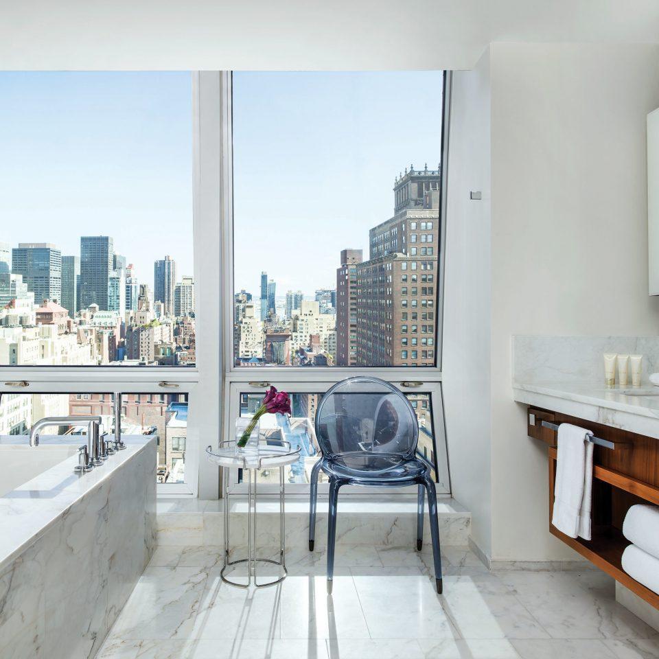 property house home condominium Architecture living room loft Kitchen cottage tub bathtub tiled Bath