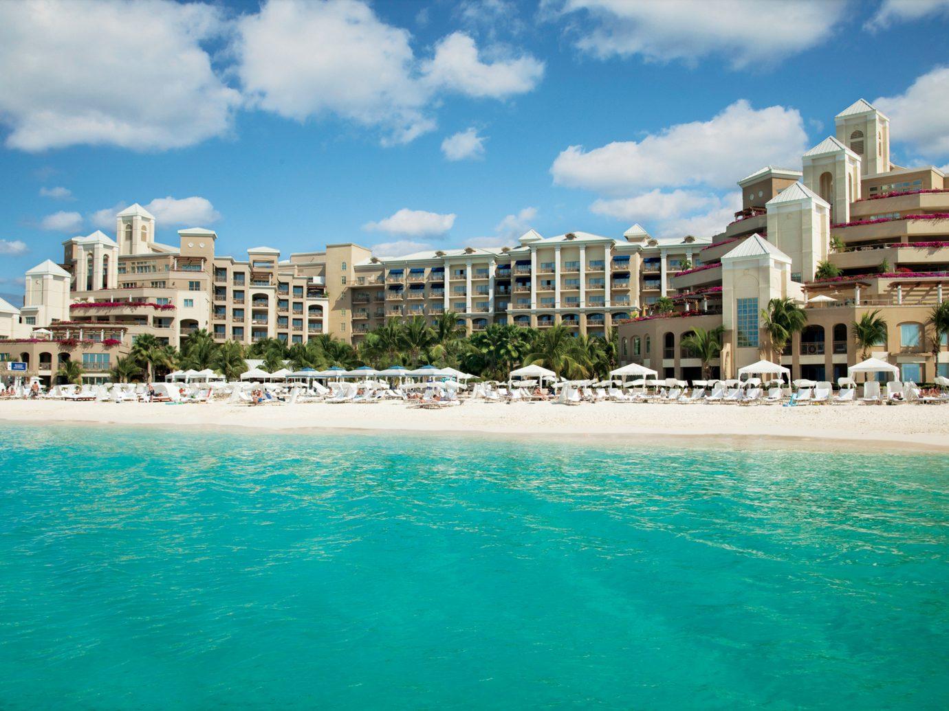 Exterior of Grand Cayman Island