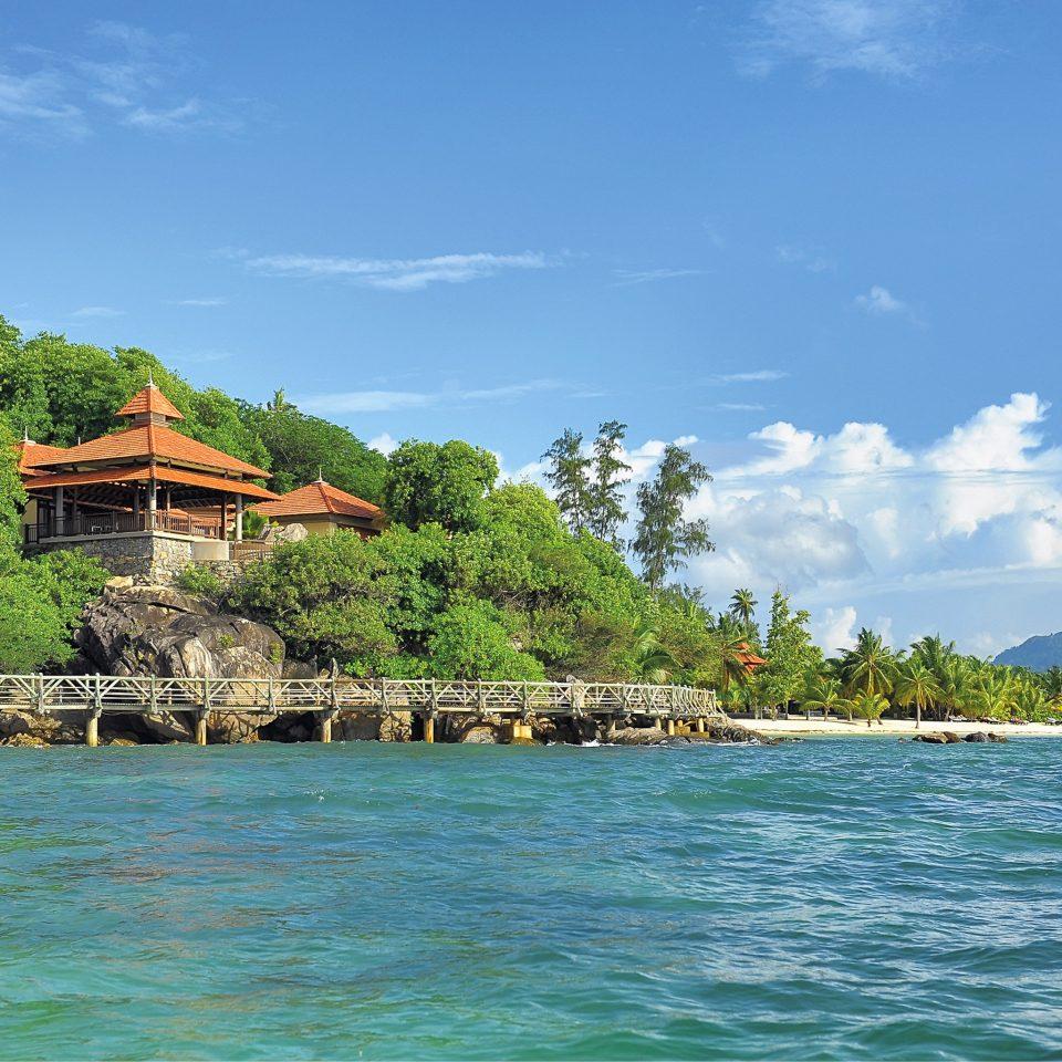 Seychelles Beach: Beachcomber Seychelles (Victoria, Mahe Island)