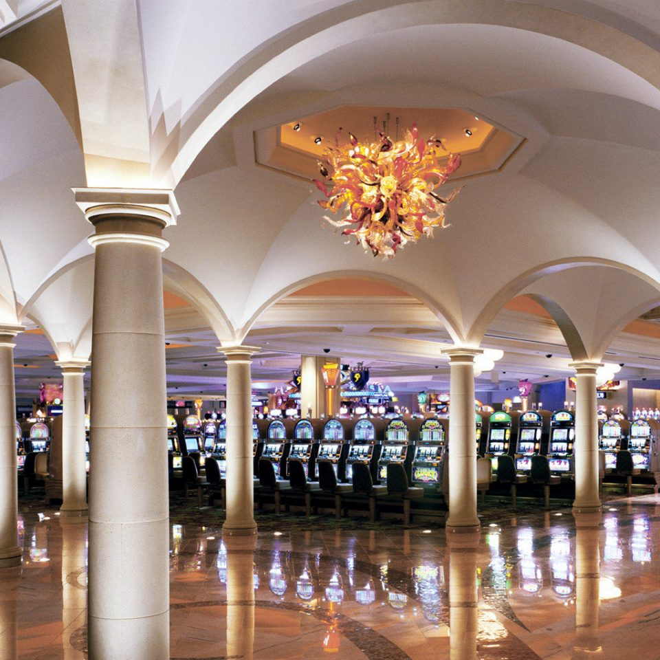 Beach Casino Modern Play Lobby building shopping mall Architecture arcade plaza retail convention center hall colonnade column