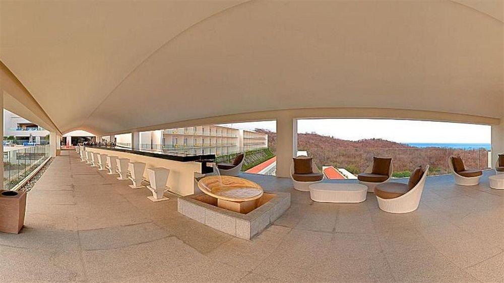 Beachfront Modern Resort Waterfront property Architecture swimming pool Villa