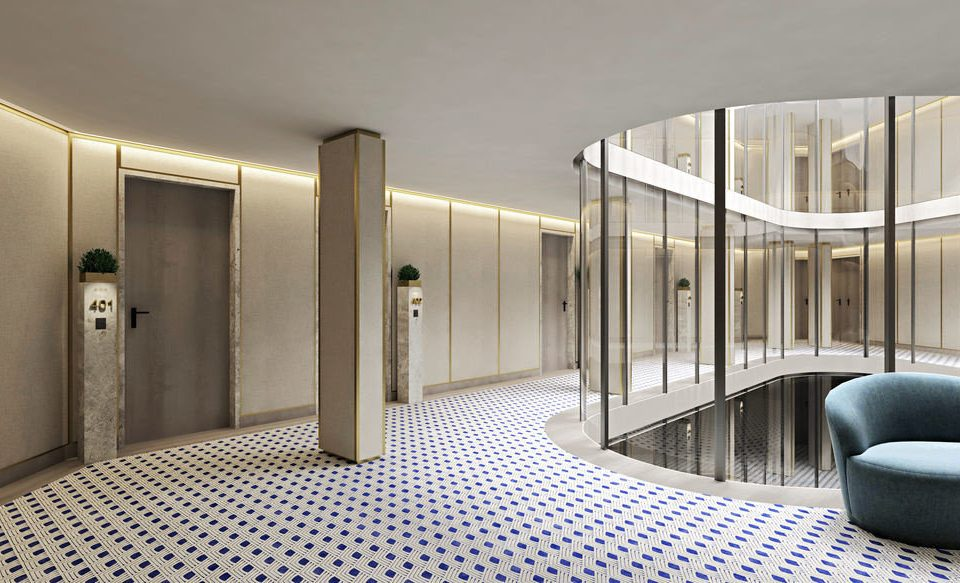 bathroom property Architecture home flooring condominium Bedroom