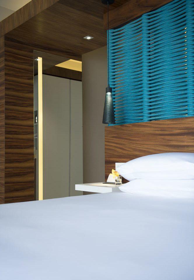 Architecture lighting door flooring Bedroom