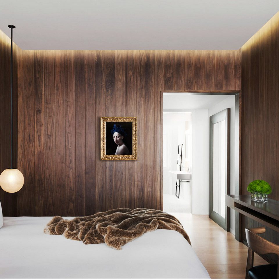 Bedroom Elegant Hip Luxury Modern Suite property house Architecture home lighting living room