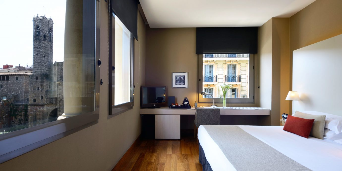 Bedroom Hip Luxury Modern Suite property Architecture home condominium living room
