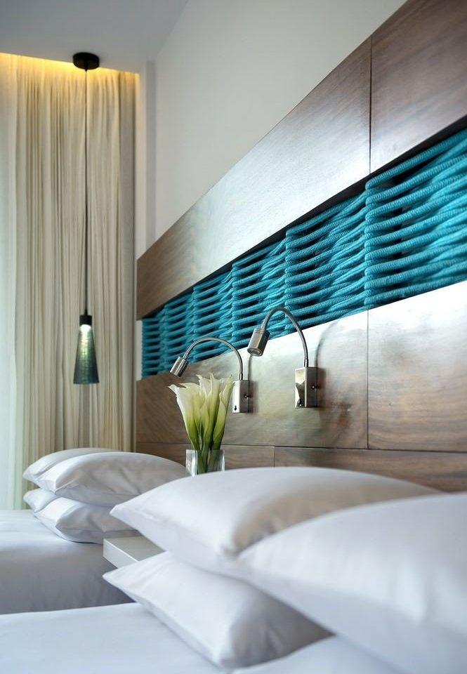 Architecture white daylighting lighting Bedroom Modern