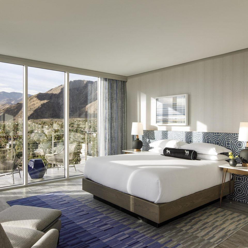 bed frame Architecture Bedroom living room Suite mattress interior designer penthouse apartment condominium bed sheet Modern