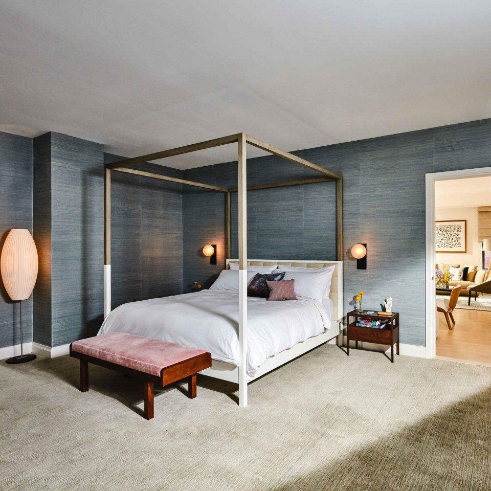 bed frame Architecture Bedroom Suite interior designer flooring