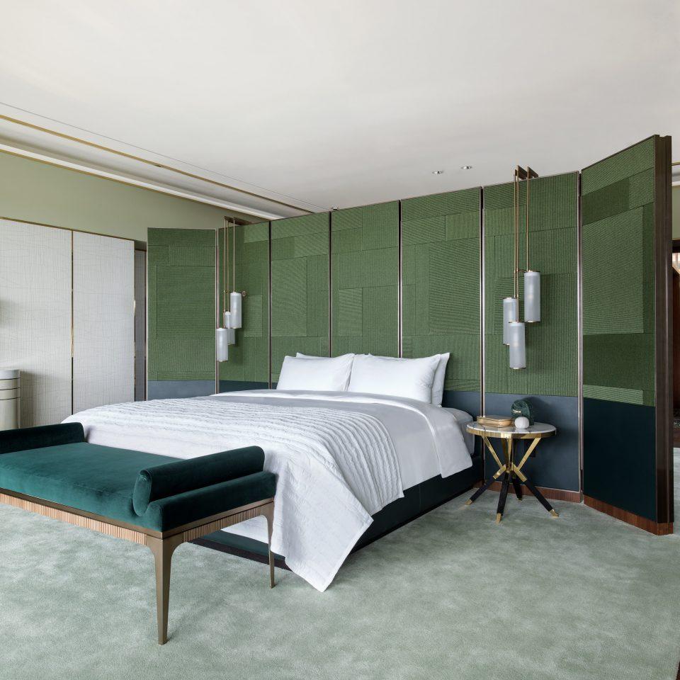 bed frame Architecture Bedroom mattress house flooring interior designer Suite