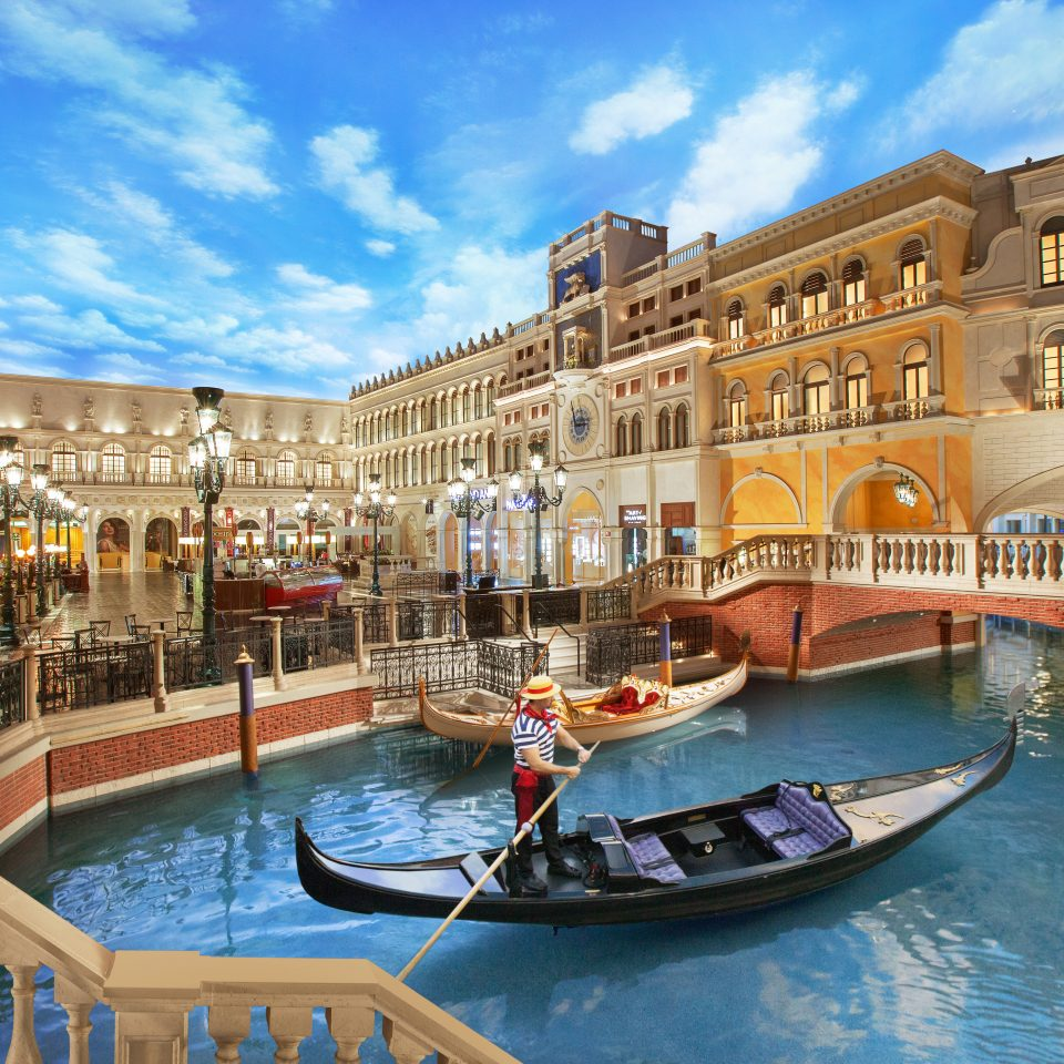 Architecture Boat Buildings Family Travel Hotels Luxury Resort Romance Scenic views Trip Ideas Weekend Getaways sky building water leisure Town waterway palace plaza Canal vehicle Harbor swimming pool gondola