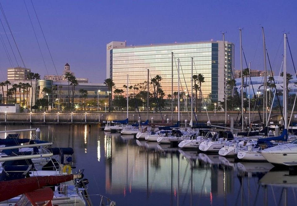 Architecture Boat Buildings City Exterior Ocean Waterfront water sky marina dock Harbor scene vehicle docked port cityscape many waterway bunch full lots Sea tied