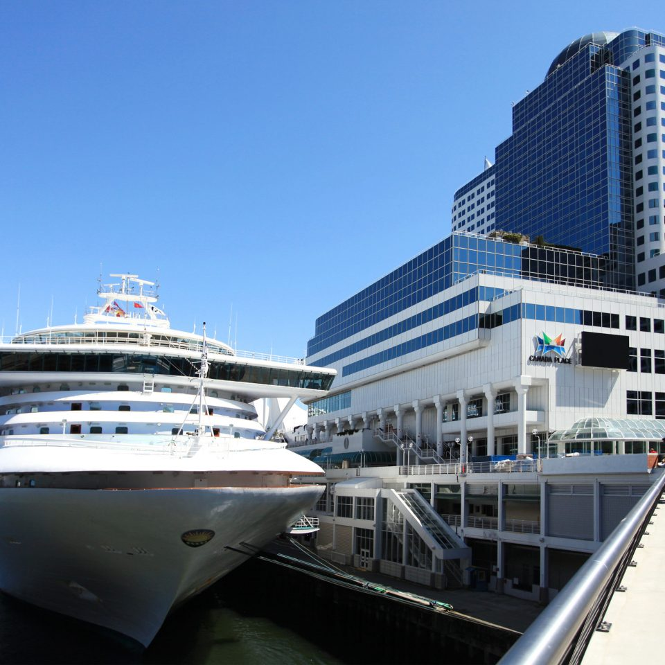 Architecture Boat Buildings Exterior Resort Scenic views Waterfront sky water cruise ship passenger ship vehicle motor ship ship ocean liner watercraft yacht marina luxury yacht dock ferry Sea docked