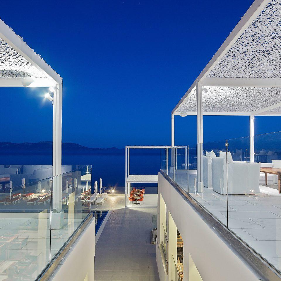 sky structure Architecture passenger ship marina yacht Boat dock vehicle headquarters stadium luxury yacht energy ice