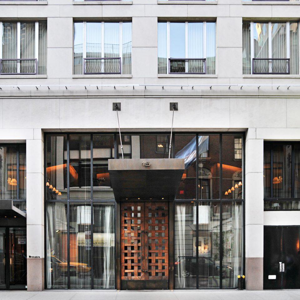 Boutique City Exterior Modern building Architecture professional