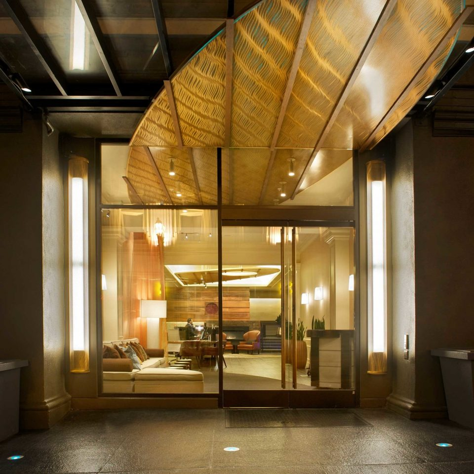 Boutique City Exterior Lobby light Architecture daylighting lighting hall tourist attraction living room headquarters