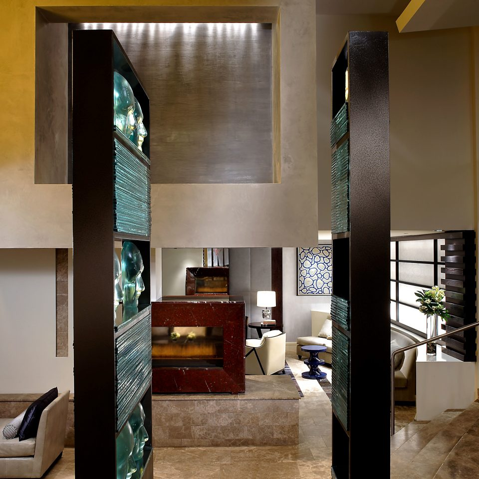 Boutique City Lobby Modern property house Architecture home living room condominium loft mansion professional
