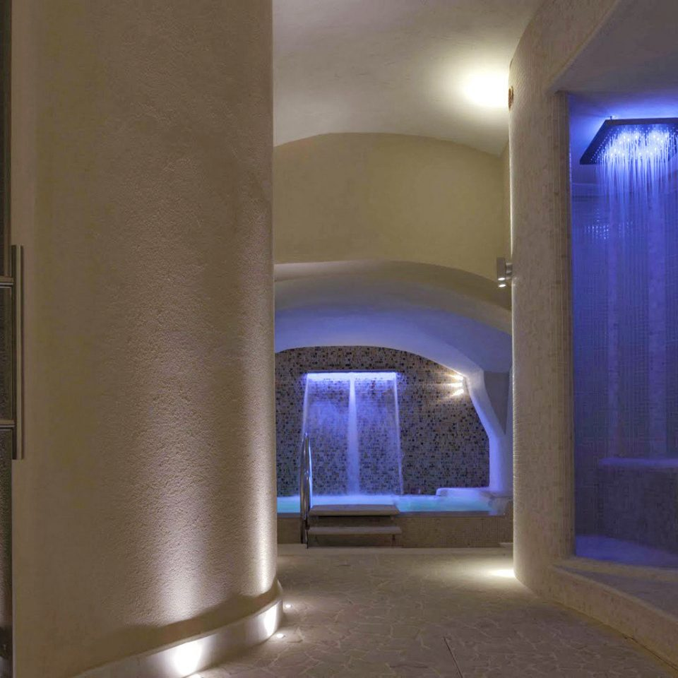 Boutique City Spa house building light Architecture lighting home hall