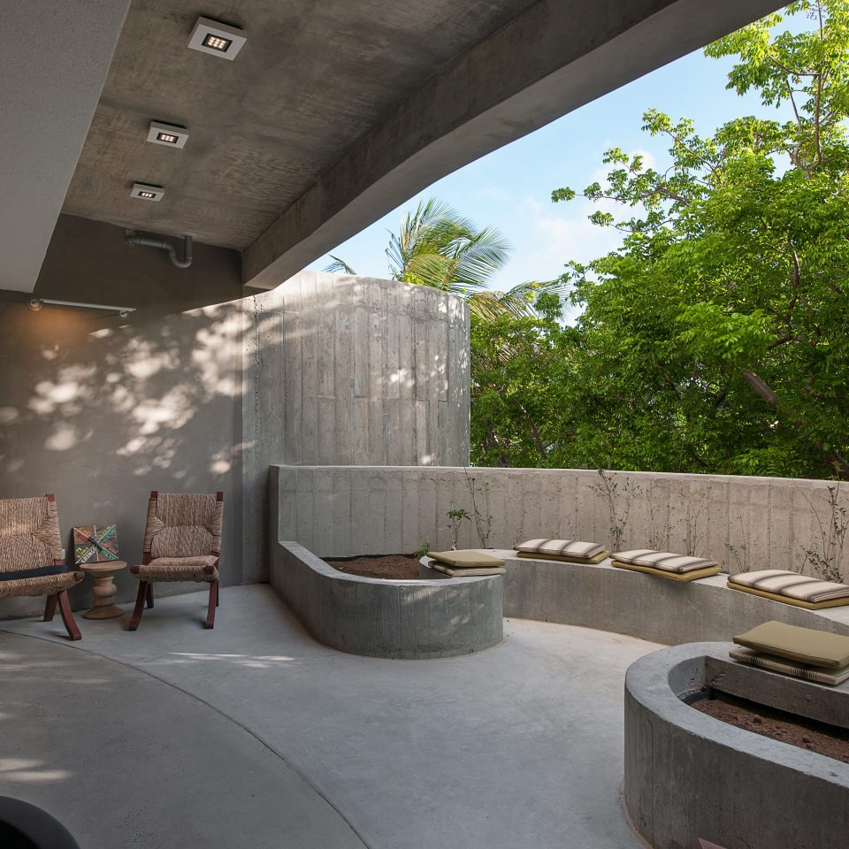 Boutique Hip Modern Trip Ideas tree property Architecture swimming pool tourist attraction stone