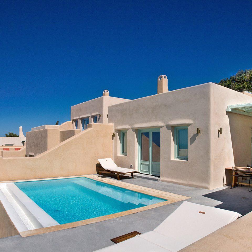 Boutique Honeymoon Pool Romance Romantic Villa swimming pool property house Architecture home Resort