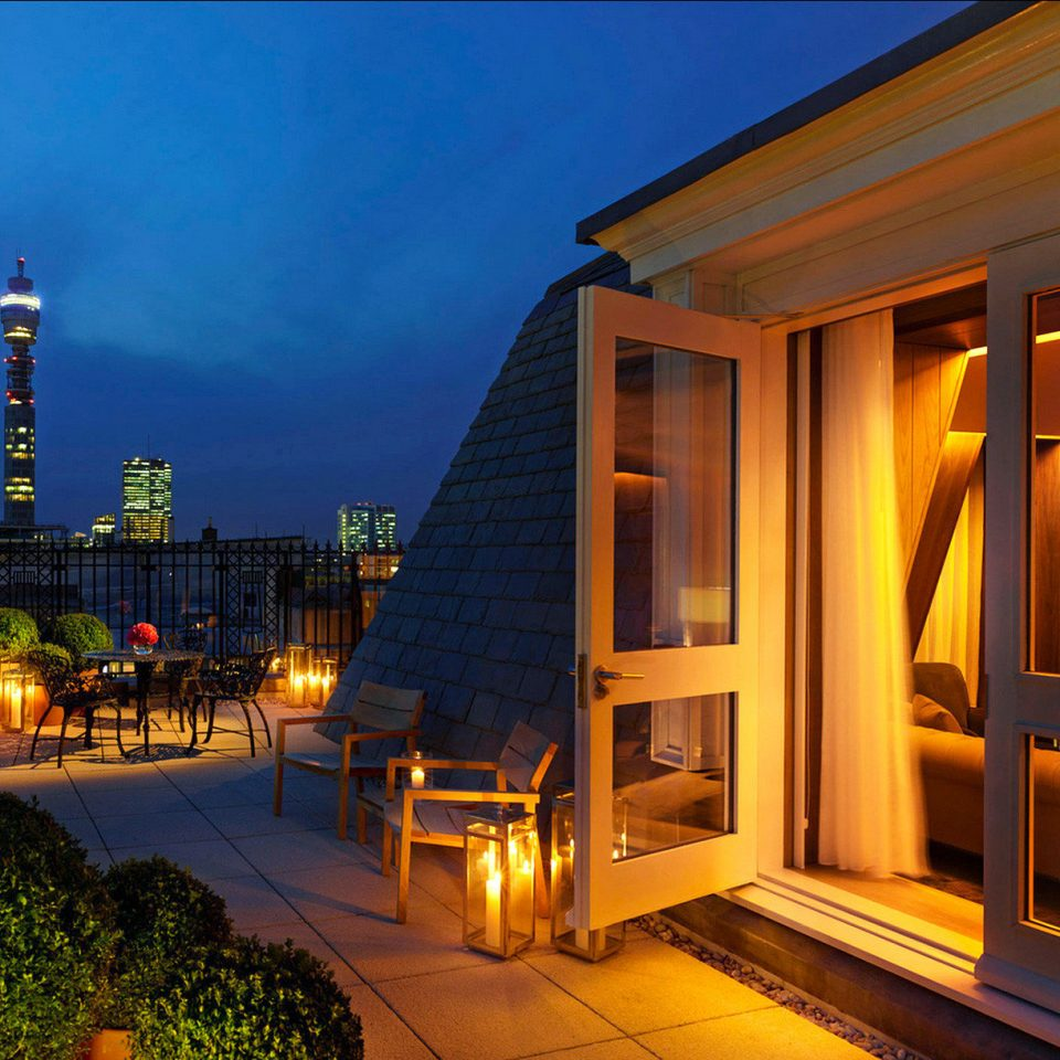 Boutique Hotels London Romantic Hotels night building house light Architecture evening lighting home screenshot mansion