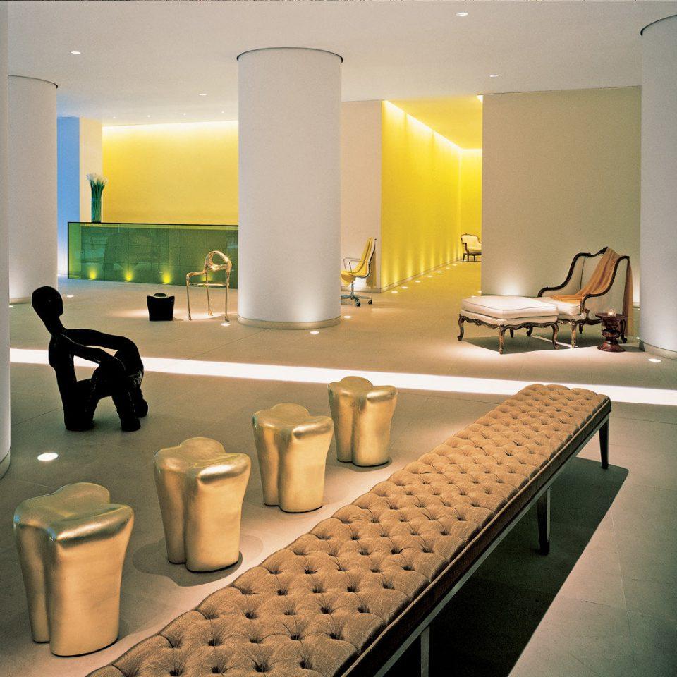 Boutique Lounge Modern property Architecture Suite lighting living room condominium flooring