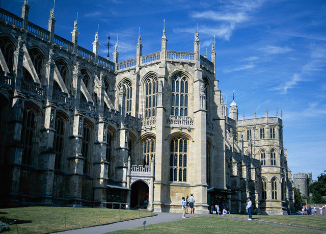 sky building landmark Architecture stately home old cathedral château gothic architecture place of worship palace tours stone day