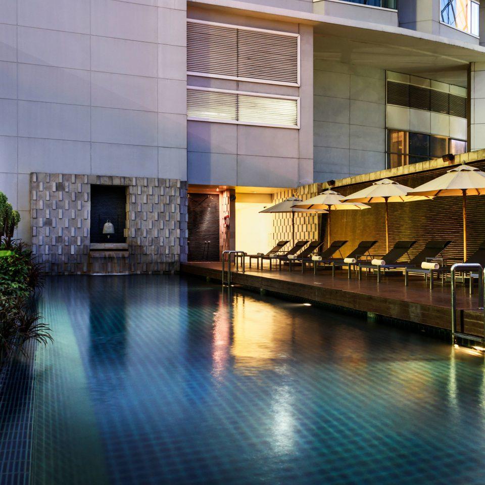 building house Architecture condominium professional waterway