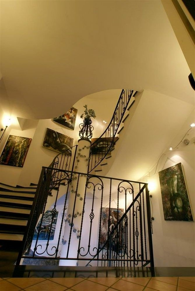 stairs building house Architecture daylighting home tourist attraction step glass