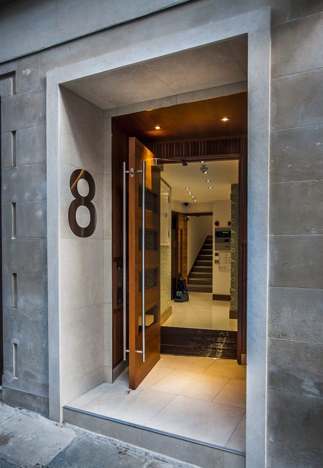 building door Architecture house home hall