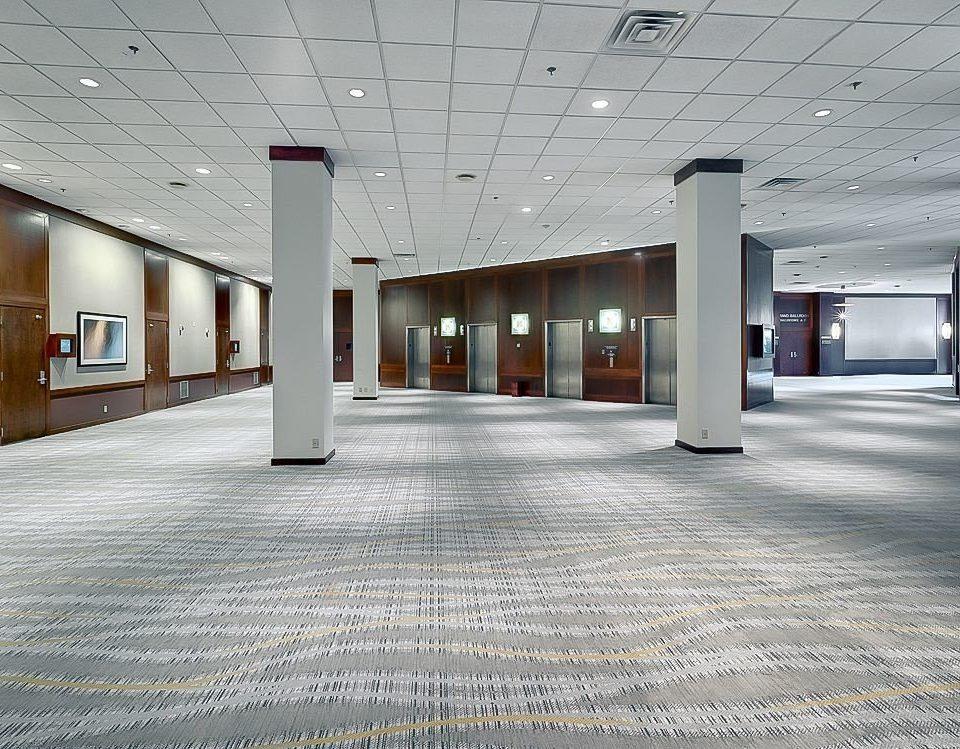 building way Architecture sidewalk headquarters empty hall