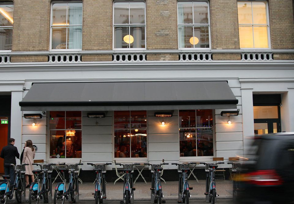 building Architecture restaurant