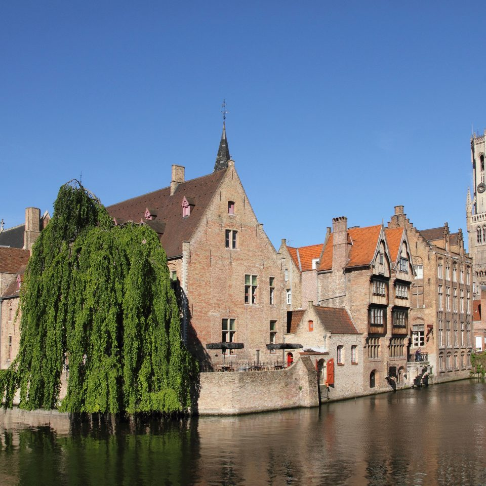 Architecture Buildings Cultural Drink Eat Outdoors Shop Town Waterfront building water sky water castle castle River château waterway house Canal cityscape tours old