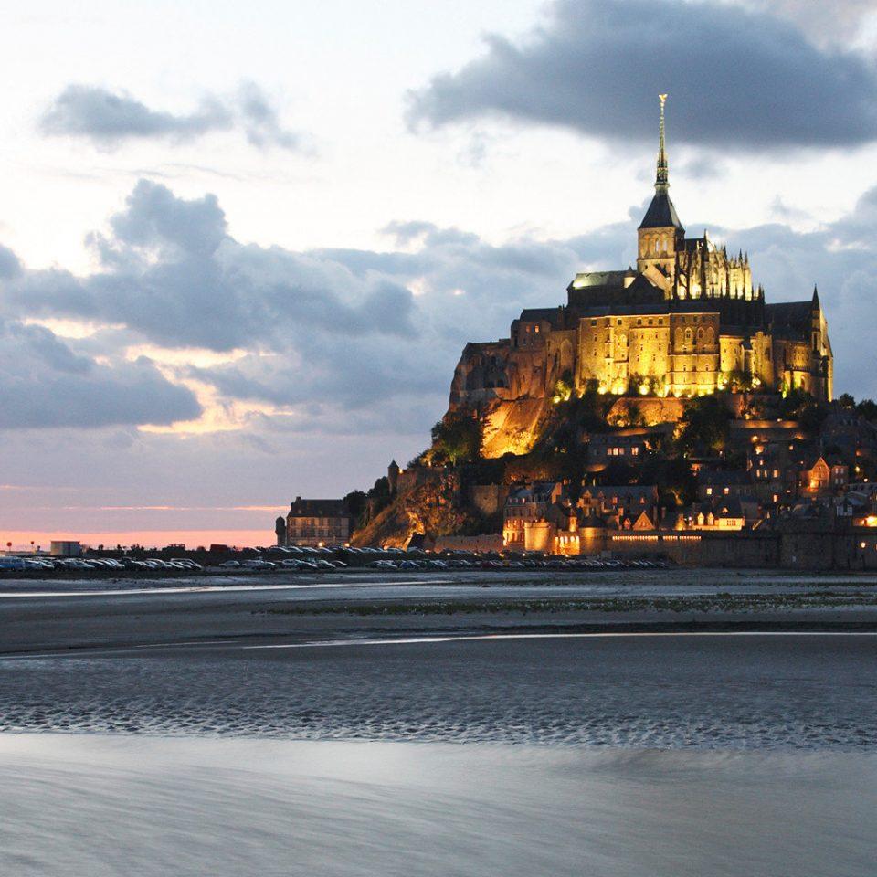 L U0026 39 Ermitage Mont Saint Michel  Le Mont