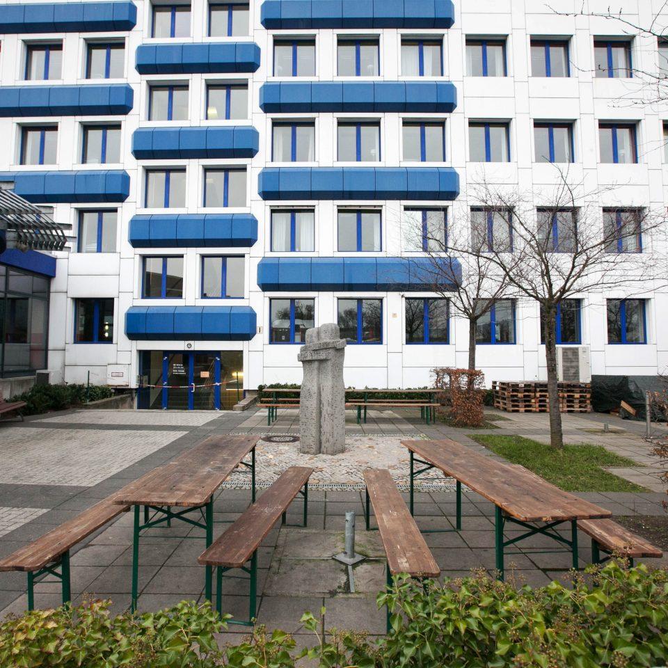 Buildings Exterior building landmark City neighbourhood Architecture residential area plaza Downtown condominium palace
