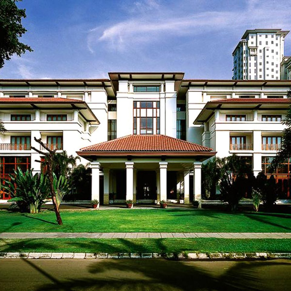Architecture Buildings City Exterior tree grass sky house property home building residential area mansion neighbourhood lawn Resort condominium