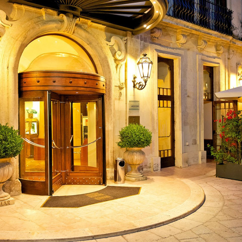 Architecture Buildings Exterior Lobby Courtyard home hacienda restaurant mansion palace stone