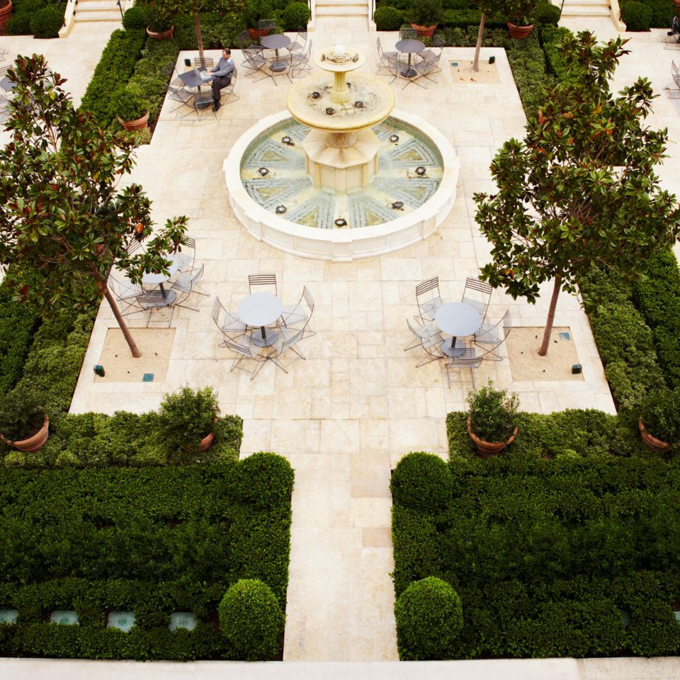 Architecture Buildings Exterior Garden Grounds mansion Courtyard stone