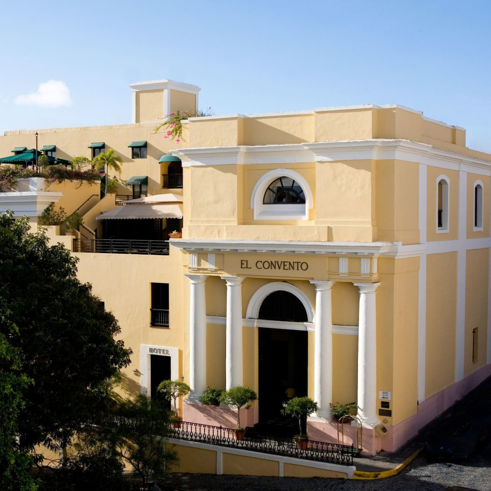 Architecture Buildings Cultural Historic Jetsetter Guides sky house building property home Villa mansion hacienda colonnade