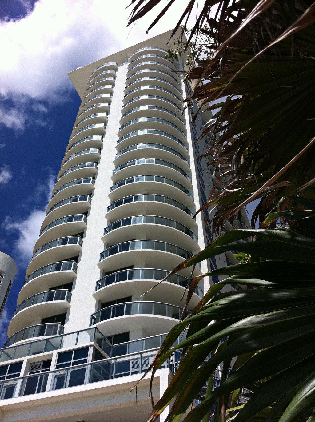 Architecture Buildings Exterior sky skyscraper landmark tower block tower condominium metropolis plant apartment building