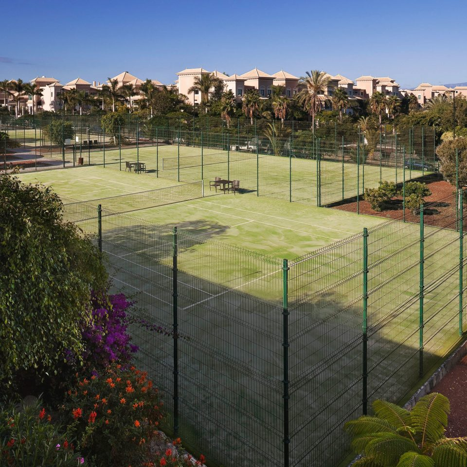 Architecture Buildings Exterior Hip Modern Waterfront sky grass structure sport venue residential area Garden lawn stadium outdoor structure