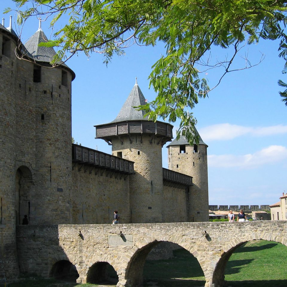 Architecture Buildings Exterior Historic Luxury Scenic views building sky stone castle historic site château old fortification ancient history middle ages Ruins moat monastery waterway Village bastion structure