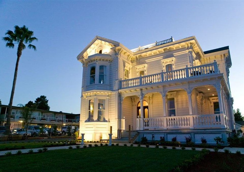 Architecture Buildings Exterior Historic sky building grass property landmark house palace classical architecture mansion stately home government building home Villa