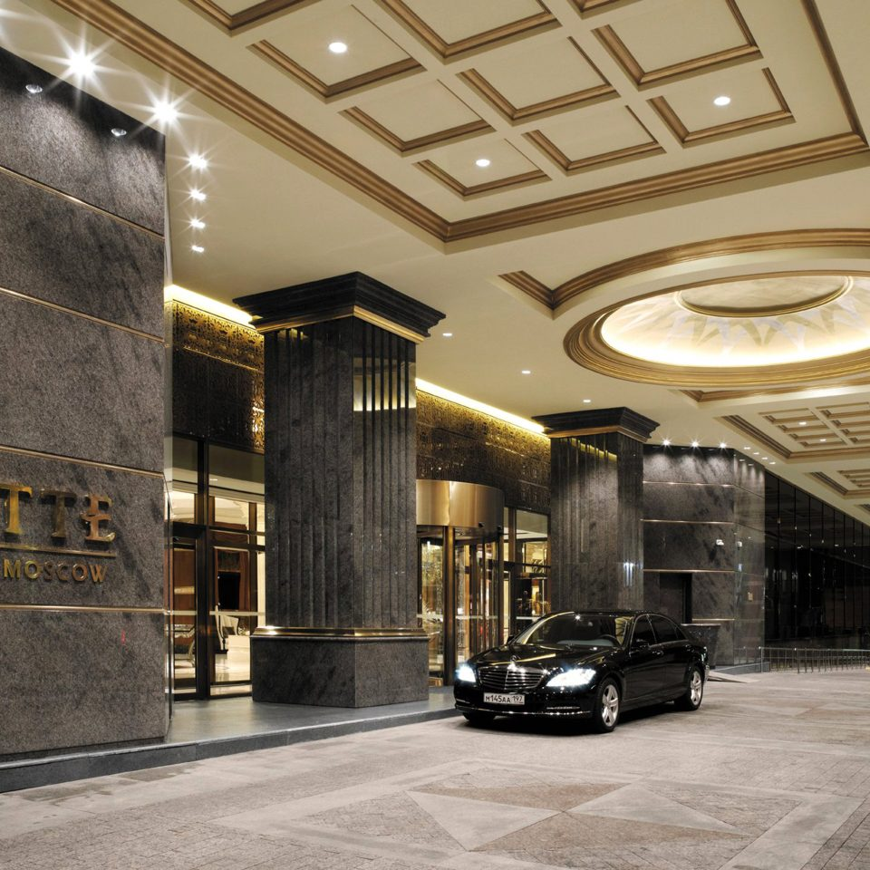 Architecture Buildings Exterior Luxury Resort Lobby building hall headquarters