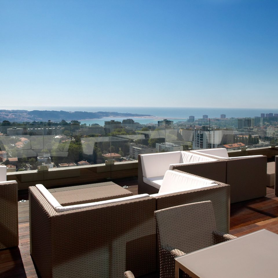 Architecture Buildings Lounge Resort Rooftop sky property house condominium home overlooking Island
