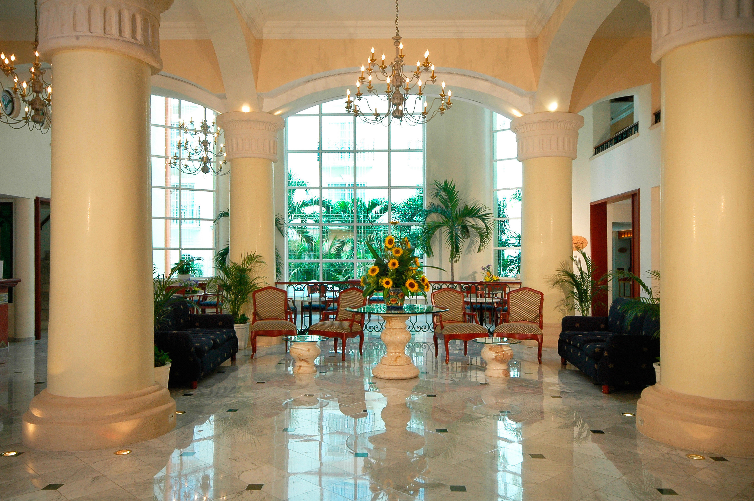 Architecture Buildings Lounge Resort Lobby building palace home aisle mansion ballroom tourist attraction hall flooring