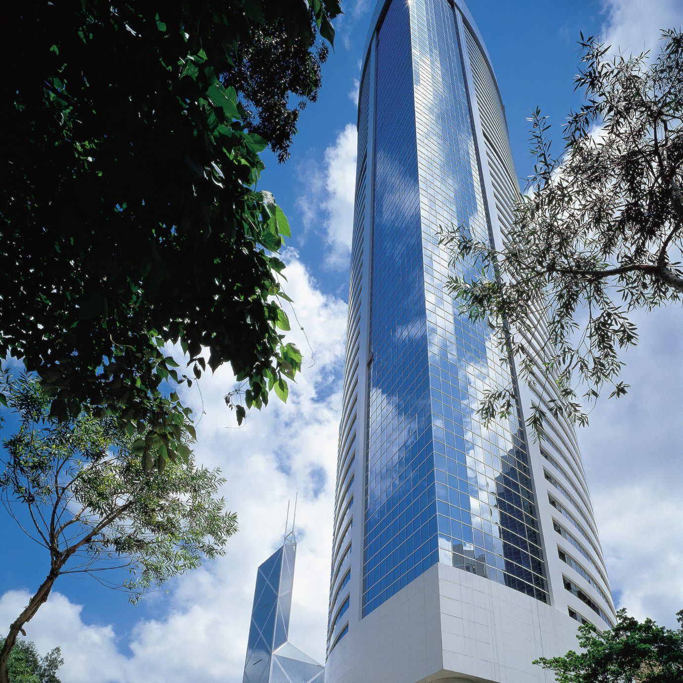 Business City Family Luxury tree sky building landmark skyscraper tower Architecture tower block monument arch spire