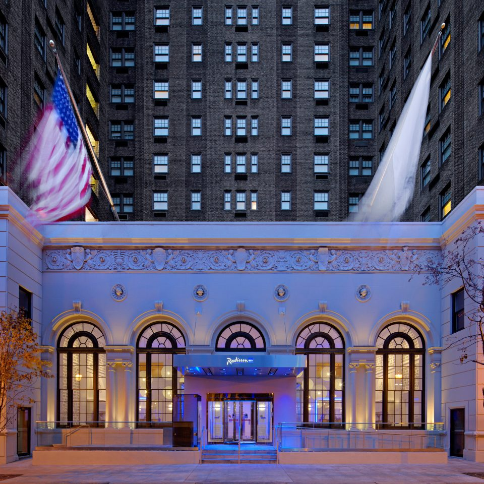 Business Exterior Modern landmark building Architecture