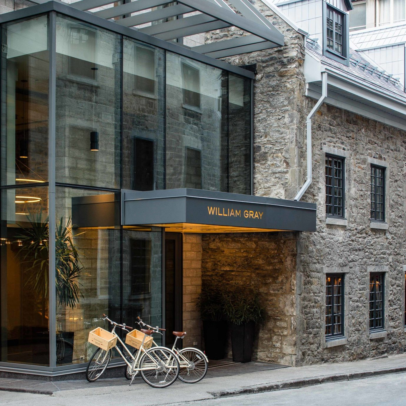 Canada Hotels Montreal Trip Ideas building Architecture City neighbourhood mixed use metropolitan area Downtown street house condominium